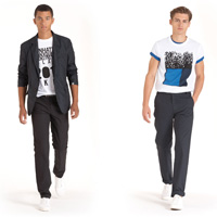 DKNY - Clothing graphics